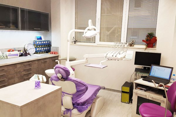 Кабинет в профилираната клиника | ROI Dental Clinic