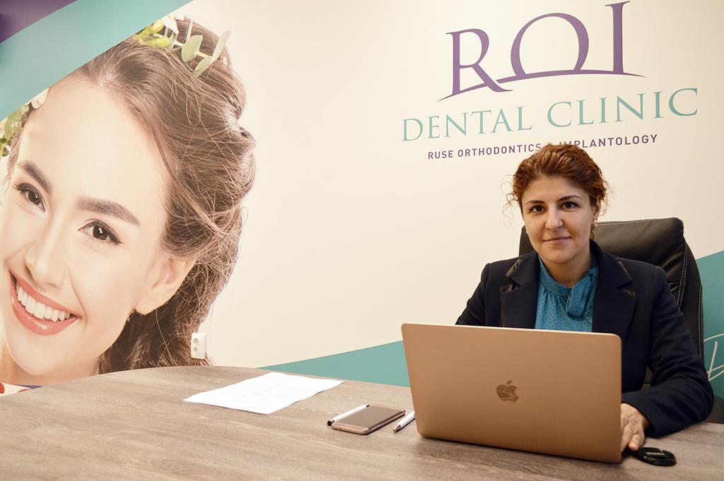 Д-р Малина Димитрова от ROI Dental Clinic
