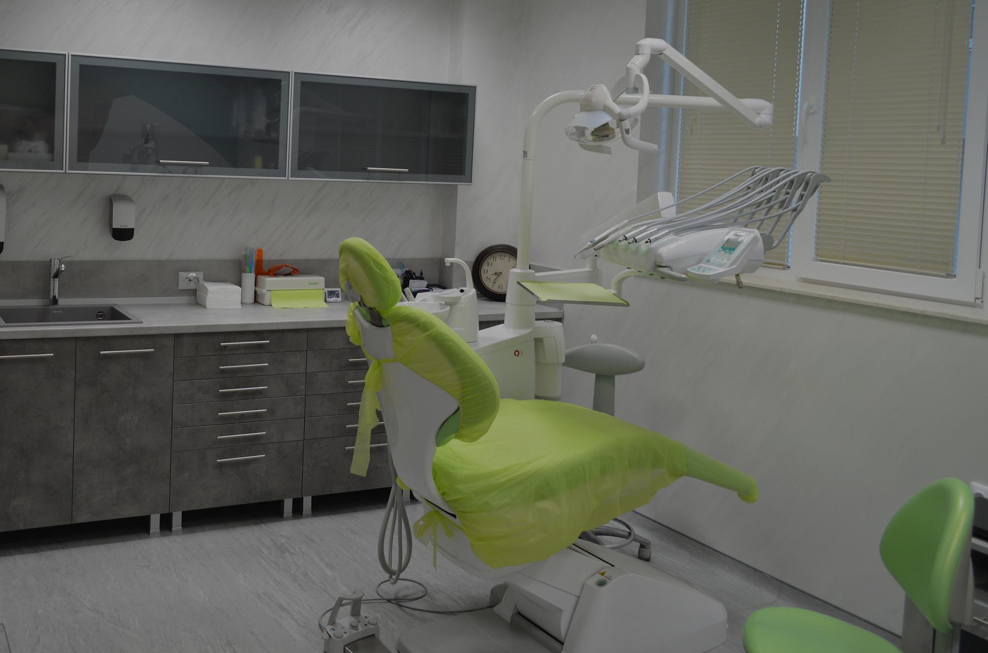 Стани нашият нов колега дентален лекар за новия ни напълно оборудван кабинет!